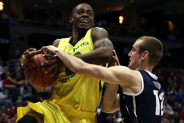 Oregon vs. BYU: Score, Twitter Reaction and More from March Madness 2014