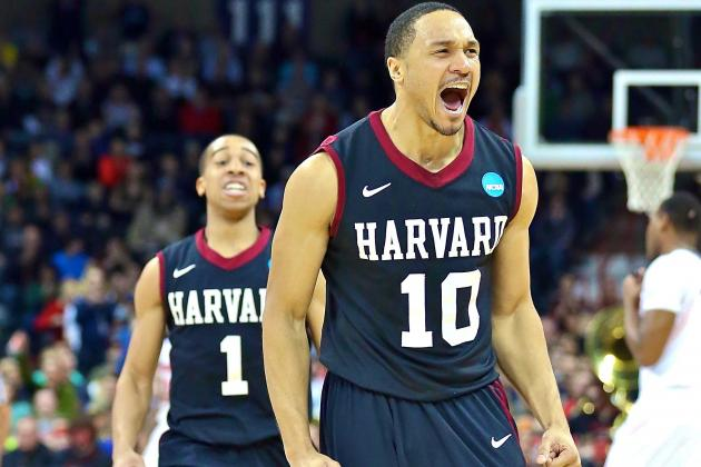 Harvard's at It Again: Ivy Darling Downs Cincinnati in Another Round-of-64 Upset