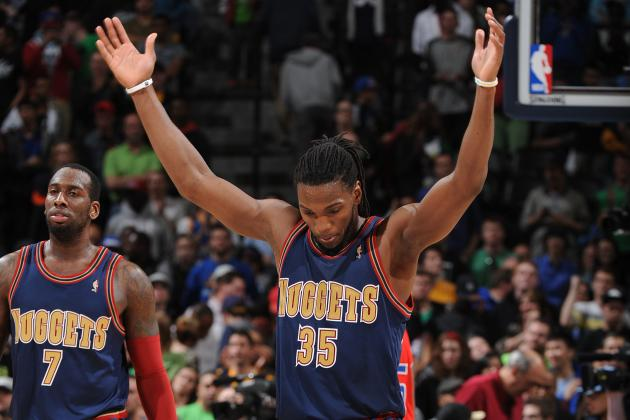Re-Examining Kenneth Faried's NBA Ceiling