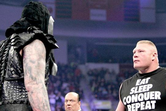 Undertaker vs. Brock Lesnar Will Live Up to the Hype at WrestleMania XXX
