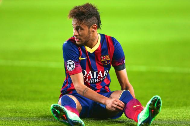 Coddled Neymar Is Experiencing Rare Adversity at Barcelona