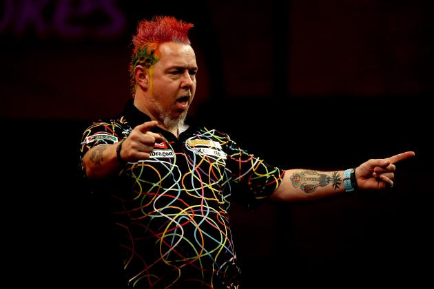 Premier League Darts 2014 Results: Scores, Standings and Analysis from Leeds