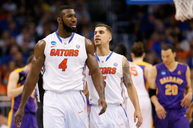 Florida vs. Albany: Score, Twitter Reaction and More from March Madness 2014