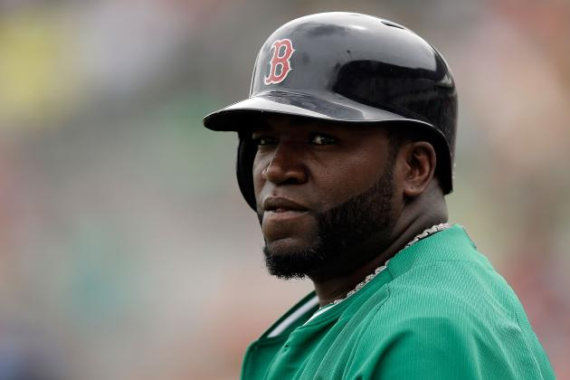 Ortiz: 'I Can Never Hit in Spring Training'