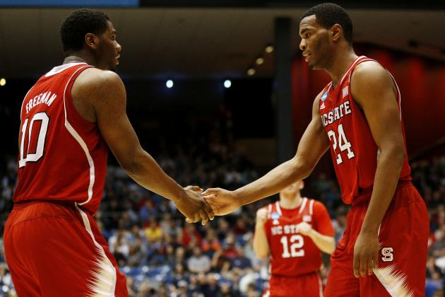 Saint Louis vs. NC State: Live Score, Highlights and Reaction for Round of 64