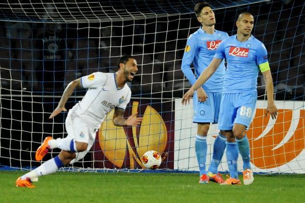 GIF: Ricardo Quaresma Scores Stunning Individual Goal for Porto vs. Napoli