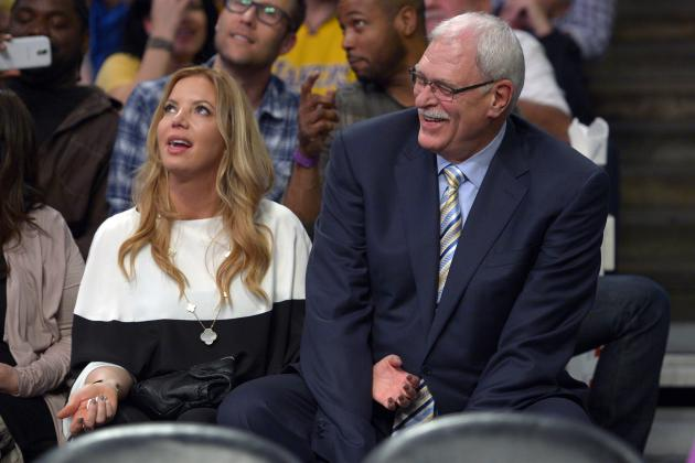 NBA Ensures Phil Jackson and Jeannie Buss Will Avoid Conflicts of Interest