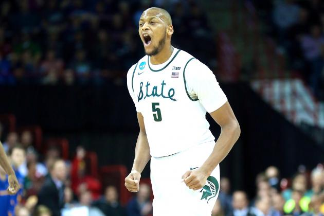 Michigan State vs. Delaware: Score and Twitter Reaction from March Madness 2014