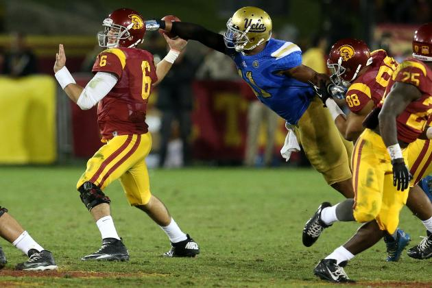 Anthony Barr: Should the Detroit Lions Pick Him with the No. 10 Pick?