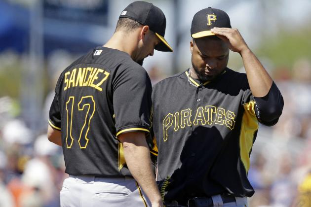 Liriano Pulled with Groin Tightness: 'I'm Fine'