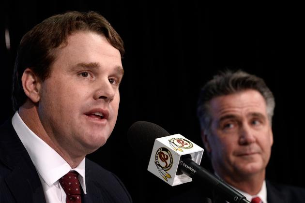 How Will Washington's Free-Agency Strategy Affect Their Approach in the Draft?