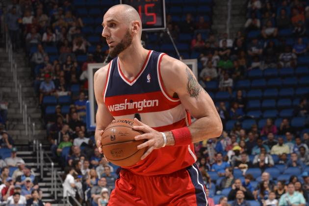 Marcin Gortat Injury: Updates on Wizards Center's Back Strain and Return