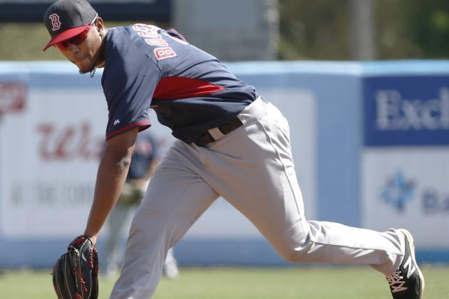 What Can Red Sox Expect from Bogaerts and Bradley in 2014?