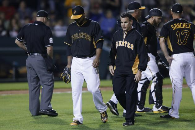 Pirates Notebook: Injury Forces Liriano from Start