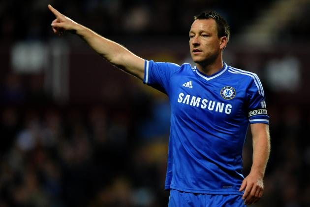 Chelsea Reportedly Discussing Contract Extension With John Terry
