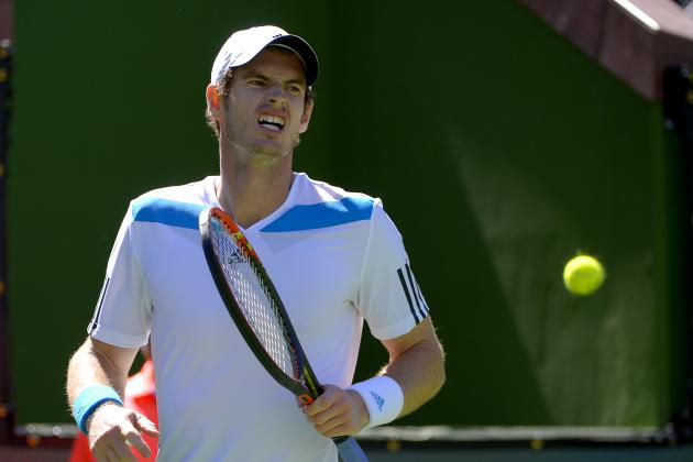 Will Andy Murray Get Back on Track at the 2014 Miami Sony Open?