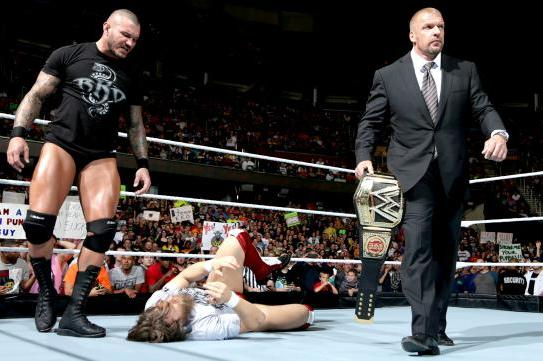 WWE Never Say Never: Will Triple H Leave WrestleMania XXX as Champion?