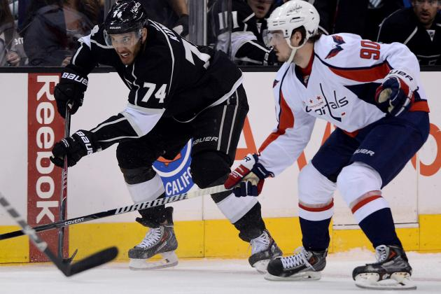 Kings Top Capitals in Shootout for Sutter's 500th Win