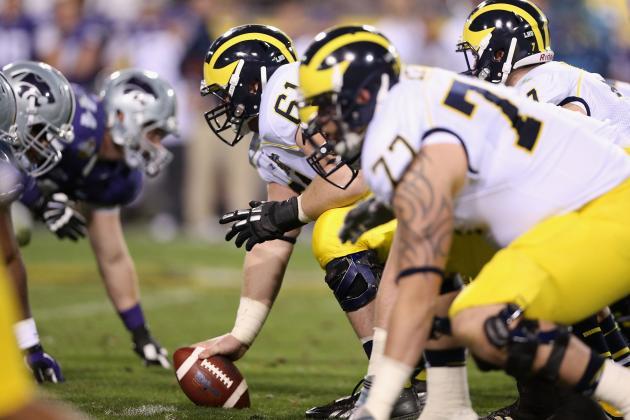 Michigan Football: Week 3 Spring Practice Stock Report