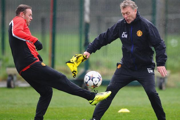 Wayne Rooney Reveals Champions League Crisis Talks at Manchester United