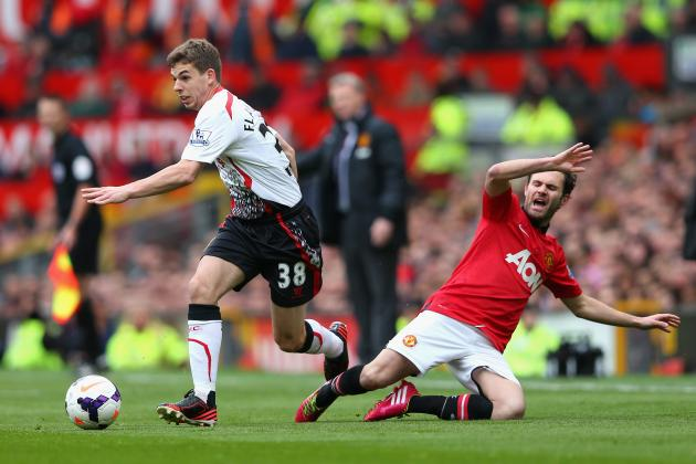 Jon Flanagan 'Booted' Juan Mata Around Old Trafford, Taunts Brendan Rodgers