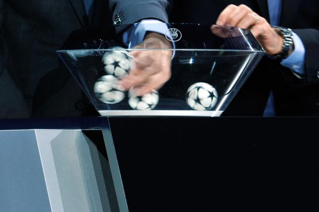 Champions League Quarter-Final Draw: Live Results, Highlights and Reaction