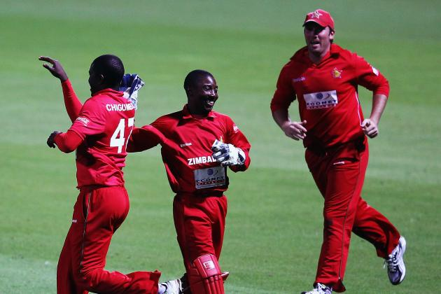 Zimbabwe vs. UAE, World T20: Video Highlights, Scorecard, Report