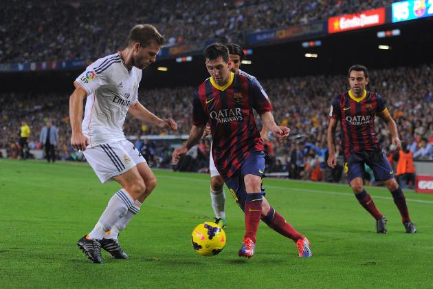 B/R Experts Predict Weekend's Big Matches: Barcelona Meet Real Madrid