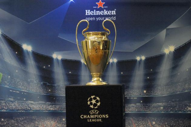 Champions League Draw Predicted by @UEFACorruption on Twitter Is Wrong