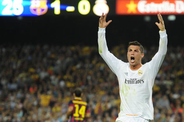 Real Madrid vs. Barcelona: El Clasico 2014 Date, Time, Live Stream and TV Info