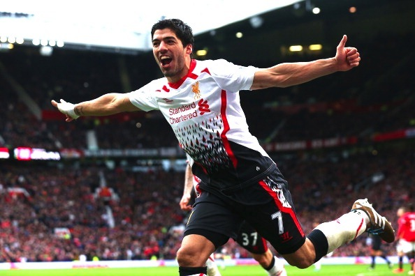 How Much Is Liverpool Forward Luis Suarez Worth Based on Form in 2014?