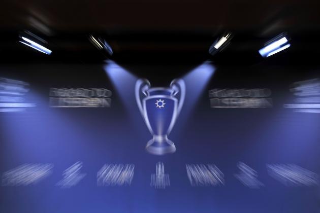 Champions League Draw 2014: Fixtures and Dates for Quarterfinals Released