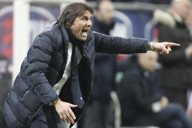 Juventus Film Focus: Antonio Conte's Tactical Adjustments Seal Victory