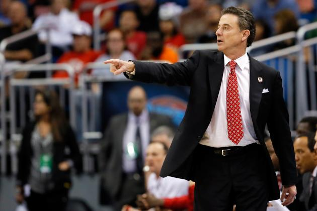 Rick Pitino's Anger at Selection Committee Justified After Thriller vs Manhattan