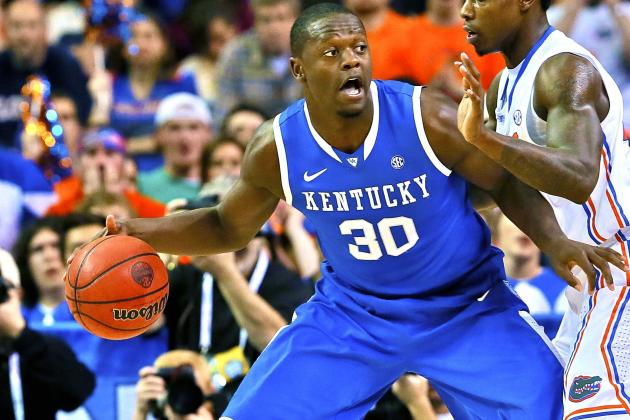 Kansas and Kentucky's Freshmen Have Everything to Prove in 2014 NCAA Tournament