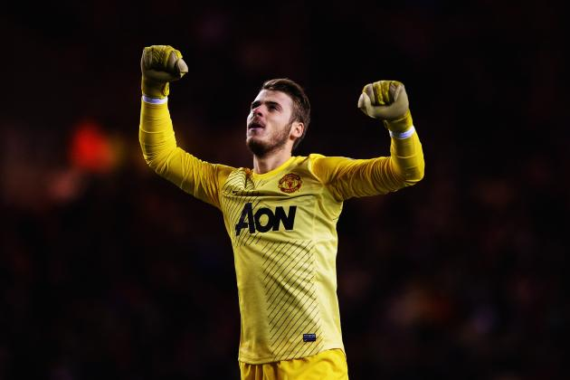 David de Gea Is Fast Becoming One of the World's Best Goalkeepers