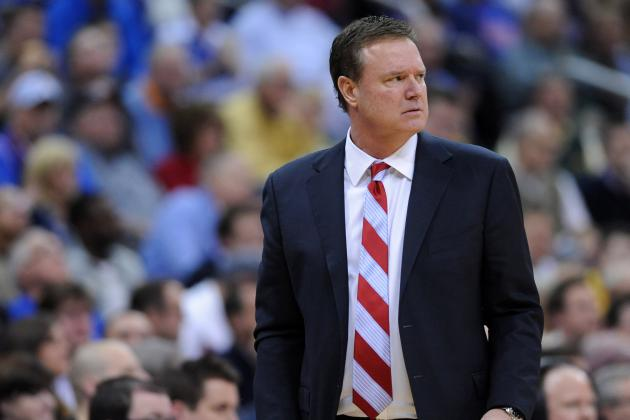 Bill Self 'Concerned' About Eastern Kentucky's Pressure Defense