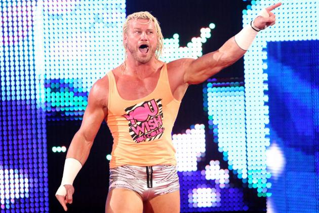 Dolph Ziggler's Recent Promos Indicate WWE Is Ready to Elevate Him Again