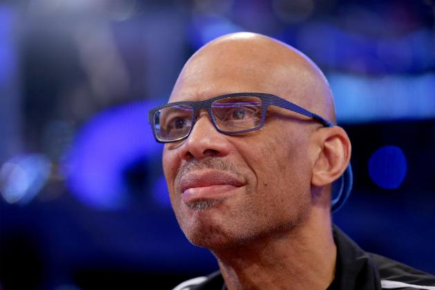 Kareem Abdul-Jabbar Says College Athletes Must Be Paid in Crossfire Interview