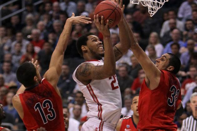 Defensive Lapse Against Buckeyes Still Haunts Stingy Wildcats