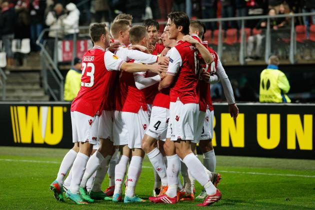 AZ Alkmaar to Face Benfica in Europa League Quarter-Final