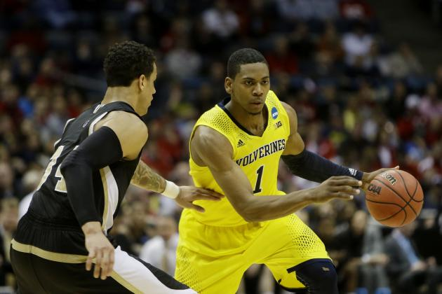 Projecting Glenn Robinson III's Stat Line and Blueprint for Success vs. Texas
