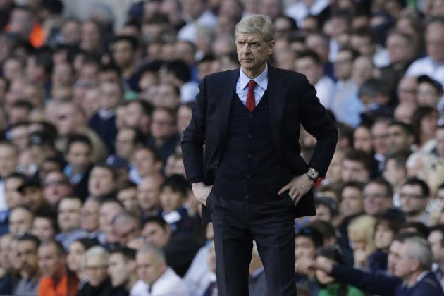 Arsene Wenger's 1000th Arsenal Match: Latest News, Twitter Reaction to Milestone