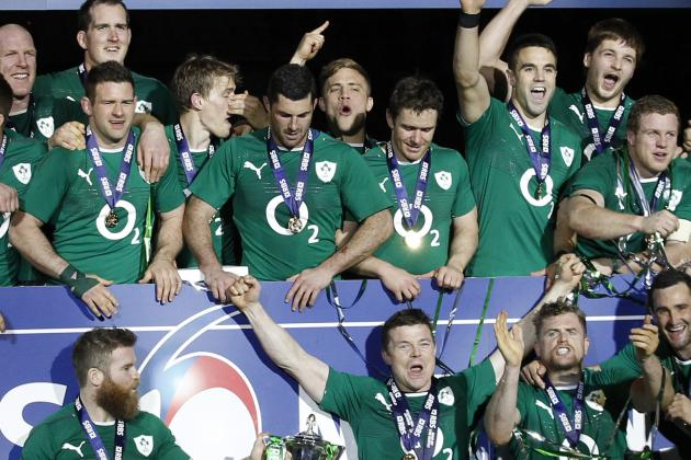 Jordi Murphy Tweets His Thanks for Six Nations Medal Return