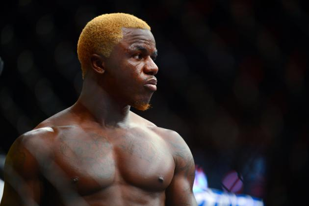 Melvin Guillard Released from UFC After Fight Night 37 Loss to Michael Johnson