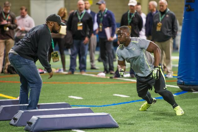 Notre Dame Pro Day Notes