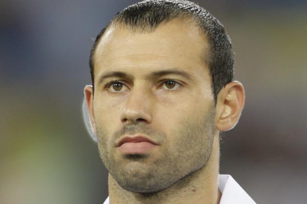 Javier Mascherano Is the Man to Transform Argentina's Uncertain Defence