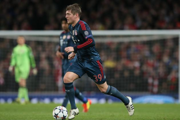 Manchester United Transfer News: Toni Kroos Encouraged to Weigh Up Future