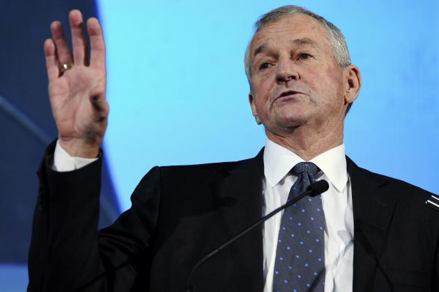 Jim Calhoun Reportedly Interested in Boston College Head Coaching Job