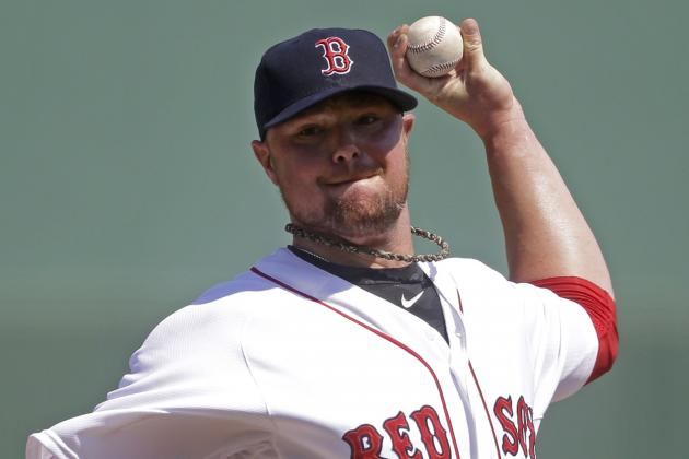 Red Sox Expect to Conclude Jon Lester Contract Talks by Opening Day